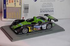 SPARK MG LOLA EX 257 #27 LE MANS 2002 1/43