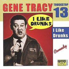 TRACY gene #13 adult TRUCK STOP truckstop comedy NEW CD