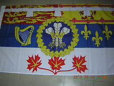 British Empire Flag Personal Flag The Prince of Wales for use in Canada Ensign