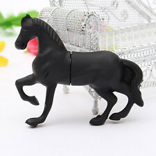 8GB USB 2.0 Black Horse Model Flash Memory Stick Pen Drive Storage Thumb U Disk
