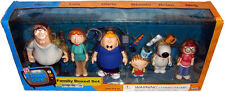 Family Guy Complete Griffin Family Boxed Set 6 Action Figures MIB RARE Mezco Toy
