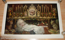 Mark Ryden Awakening The Moon Lithograph Art Print Poster S/# of 500 w/ COA