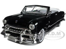1951 FORD CUSTOM CONVERTIBLE BLACK 1/32 DIECAST MODEL CAR BY ARKO PRODUCTS 05121