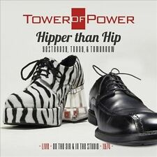Tower of Power - Hipper Than Hip Live on the Air & in the Studio 1974. 2CD Set