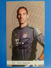 Tom forte (22) - firmato originale-il Bayern Monaco Stagione 2012/2013