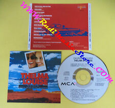 CD SOUNDTRACK Thelma & Louise OST14 HANS ZIMMER no mc lp dvd vhs(OST3**)