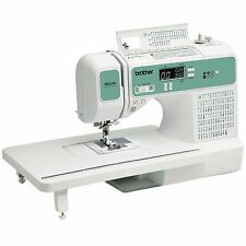 Brother XR3240 Computerized 140 Stitches  Sewing Machine With Wide Table NEW
