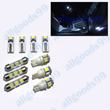 Skoda Octavia MK2 Complete/Full Interior LED Bulb Set/Kit Xenon White colour
