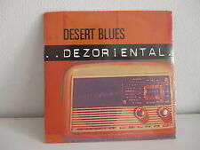 DESERT BLUES Dezoriental FDM DEZ 0302 PROMO CD SINGLE S/S