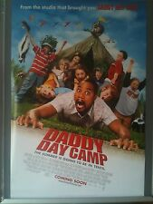 Cinema Poster: DADDY DAY CAMP 2007 (One Sheet) Cuba Gooding Jr. Tamala Jones