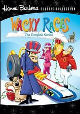 Hanna-Barbera Classic Collection: Wacky Races: Complete Series (3 Discs 1983)