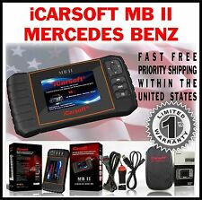 MBII MERCEDES BENZ C series 203 204 OBD2 DIAGNOSTIC SCANNER ABS DPF AIRBAG SRS