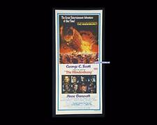 Hindenburg 1975 Zeppelin 1937 Disaster Daybill Original Australian Cinema Poster