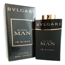 Bvlgari Man in Black 3.4 oz EDP Spray