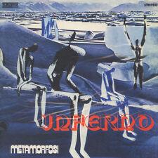 Metamorfosi - Inferno (Vinyl LP - 1973 - EU - Reissue)