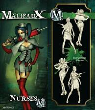 Wyrd Malifaux The Resurrectionists BNIB Nurses