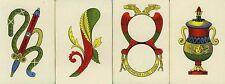 """BNIB ITALIAN Napoletane """"Scopa"""" e """"Briscola"""" cards"""