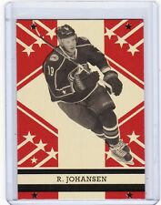 11-12 2011-12 O-PEE-CHEE RYAN JOHANSEN RETRO ROOKIE RC OPC 612 BLUE JACKETS