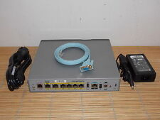 Cisco C866VAE-W-E-K9 Router VDSL2/ADSL2+ over ISDN with 802.11n 2.4 GHz