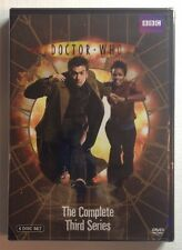 DOCTOR WHO: Complete Third Series - NEW SEALED DVDS!! Free First Class In U.S.