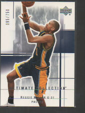 REGGIE MILLER 2003-04 ULTIMATE COLLECTION CARD #37/ 750