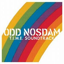 Odd Nosdam - T.I.M.E. Soundtrack [CD New]