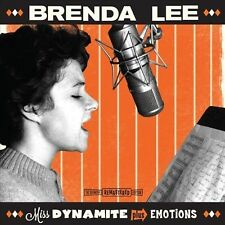 Miss Dynamite + Emotions by Brenda Lee (CD, Jun-2012, Hoodoo)