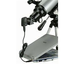 "1.25"" and 0.965""Digital Eyepiece Telescope USB Camera adapter ships from USA"