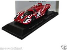Porsche 917 K le mans 1970-WELLY 1:43 - museo Edition map01991715 nuevo