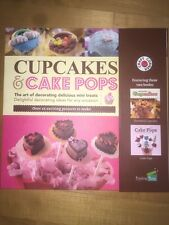 Cupcakes & Cake Pops Decorating Book & Kit By Spice Box