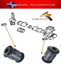 FITS TOYOTA RAV4 ACA2 2000-2006 STEERING RACK BUSH KIT 2PCE O.E.QUALITY