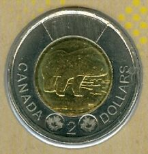 2016 Twoonie Toonie $2 Two Dollar '16 Canada-Canadian BU Coin UNC RCM - Mark