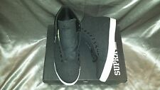 SUPRA THUNDER CHARCOAL WOOL SUIT MENS KIDS SHOES SIZE 5.5 NEW IN BOX