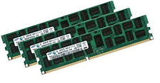 3x 8GB 24GB DDR3 RAM PC3-10600R HP PART# 500662-B21 + 500205-071