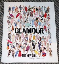 1-4x Glamour Fashion und Stylebook 2012/13/14/15 Mode Styles The new girl