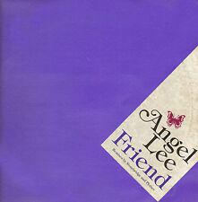 ANGEL LEE - Friend (Stonebridge Rmxs) - Double Pack Promo - 360 Records