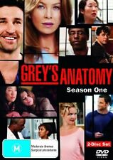 Grey's Anatomy : Season 1 (DVD, 2006, 2-Disc Set)