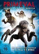 Primeval - Rückkehr der Urzeitmonster: Boxset Staffel 1-4 (11 DVDs) (2012)