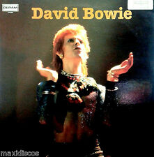 LP - David Bowie - David Bowie (SPANISH EDIT. 1990) MINT STOCK STORE COPY *NUEVO