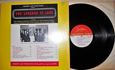 The Legends Of Jazz – The Legends Of Jazz RARE US 1973 Jazz
