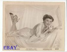 Barbara Stanwyck sexy VINTAGE Photo To Please A Lady