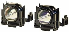 ET-LAD60W Projector lamp w/housing For Panasonic PT-DZ6700/PT-DZ570U (Two lamps)