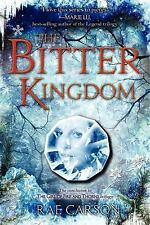 Girl of Fire and Thorns: The Bitter Kingdom 3 by Rae Carson (2014, Paperback)