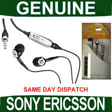 Genuine Sony Ericsson Earphones wt19i con Walkman Telefono live mobile originale