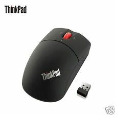 IBM Lenovo Thinkpad  Laptop Laser Wireless Mouse 2.4GHz Black(0A36193)