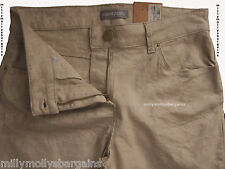 New Womens Marks and Spencer Beige Crop Cropped Jeggings Size 10 LABEL FAULT