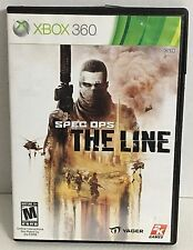 Xbox 360 Spec Ops: The Line - Xbox 360 Game Works Great