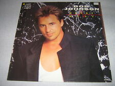 "DON JOHNSON MAXI VINYL 12"" HOLLANDE HEARTBEAT"