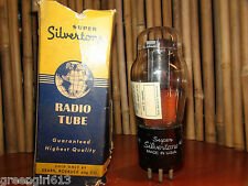 Vintage Super Silvertone #43 Stereo Tube  Results =