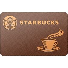 Starbucks $25 Gift Card for Only $23! Free Shipping, Pre-Owned Gift Card